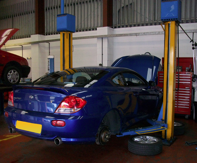 Vehicle Servicing & MOT's Walsall