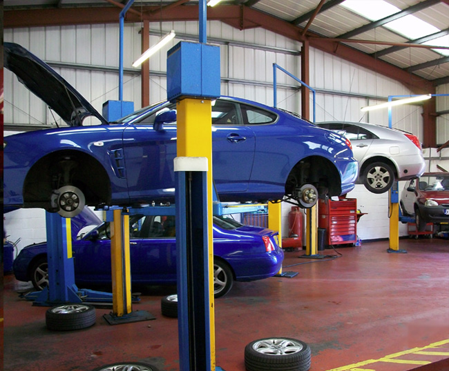 Car Servicing & MOT's Wolverhampton