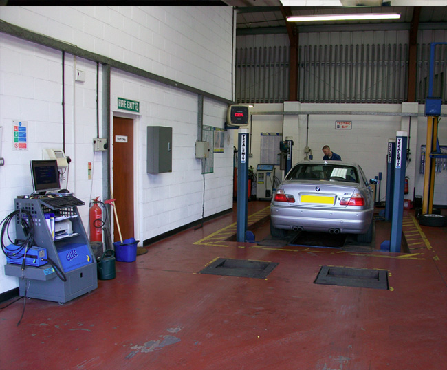 Car Servicing, MOT's & more!